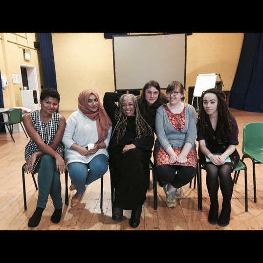 charlotte maxwell contact theatre jean binta breeze mlf