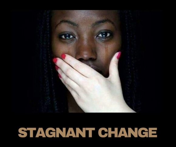Stagnant Change Charlotte Maxwell